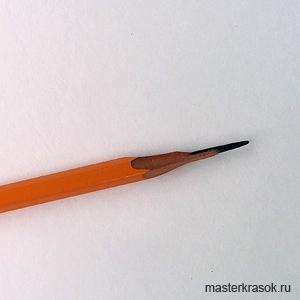 Как точить карандаш: советы художнику